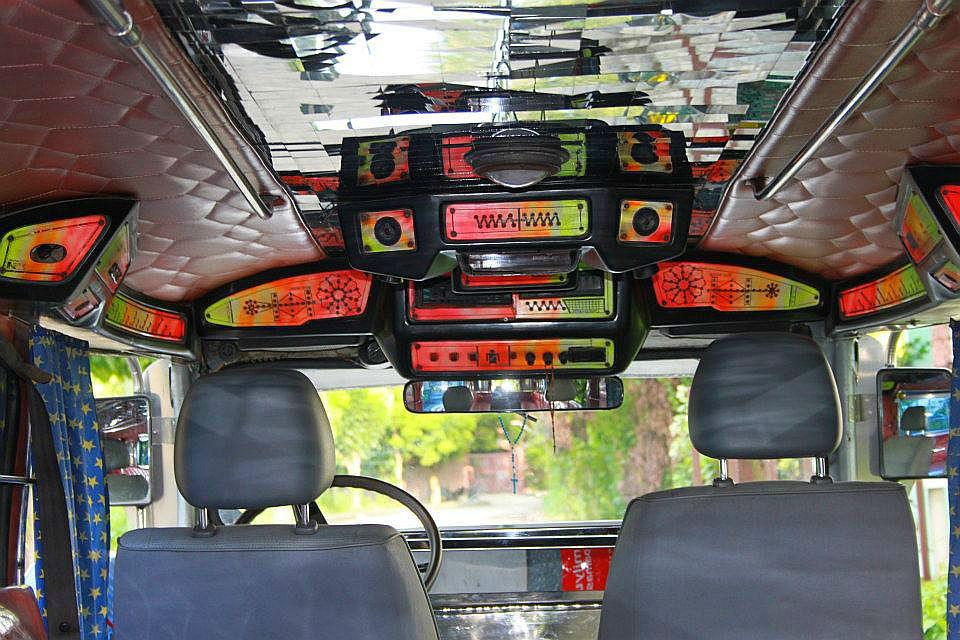 jeepney for sale bohol philippines inside